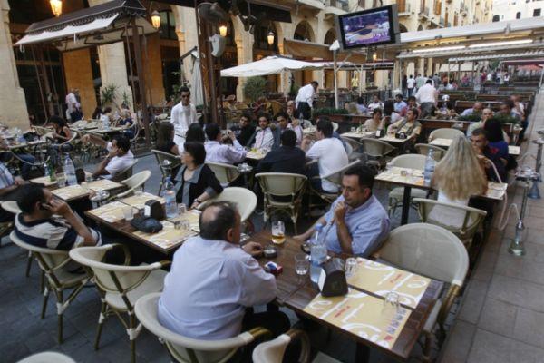 مطاعم بيروت الأغلى عربياً وإيجار الشقق أعلى من بروكسيل