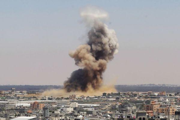 غزة، حيث تفيض الأرض عزة - ليلى عماشا