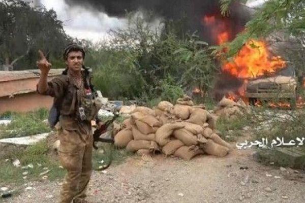 القوات اليمنية تسيطر على مواقع للعدوان قبالة جيزان