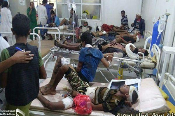 مجزرة جديدة للعدوان السعودي الاميركي بمحافظة صعدة اليمنية