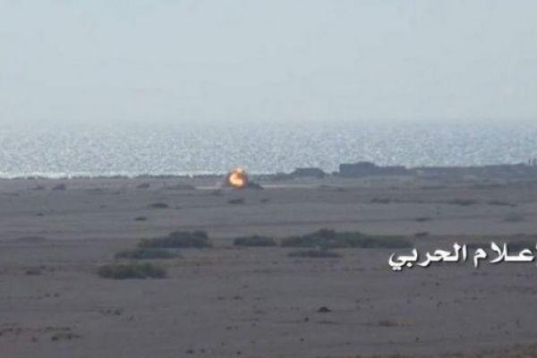 بعد الفشل الإماراتي في معارك الساحل.. المنصات الصاروخية الأرضية تدخل الخدمة