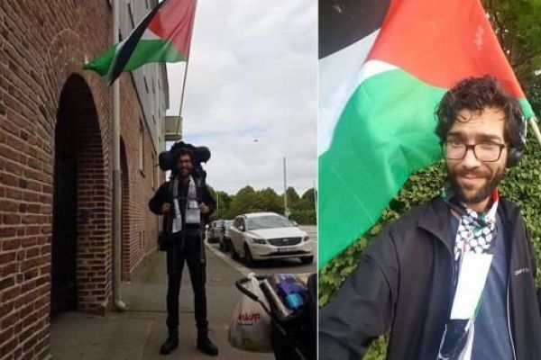 سيراً نحو فلسطين