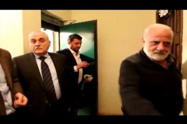 بالفيديو - وزير الصحة يفاجئ الطفلِ ستيفاني حداد في الأشرفية!