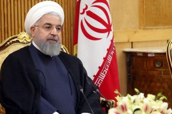 خلال استقباله رئيس وزراء بلجيكا ..روحاني يطالب اوروبا بخطوات عملية للحفاظ على الاتفاق النووي