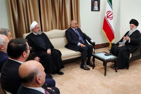 زيارة عبد المهدي لطهران: «إخراج الأميركيين» وتنفيذ الاتفاقيات