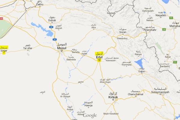 الجيش العراقي والحشد الشعبي يدخلان سنجار والبيشمركة تنسحب