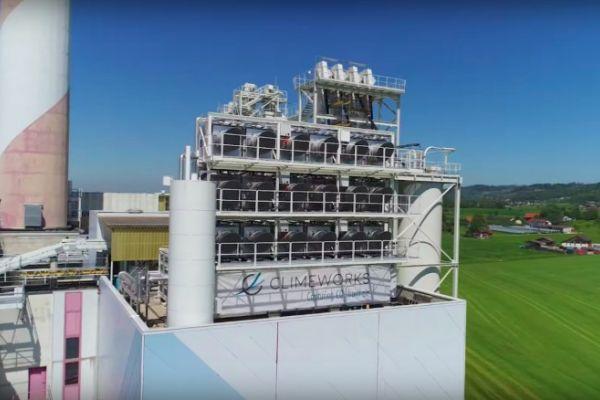أول شركة تعيد تصنيع غاز ثاني أكسيد الكربون