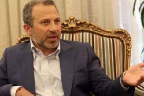 باسيل: التفاهم صنع النصر على الإسرائيلي والتكفيري