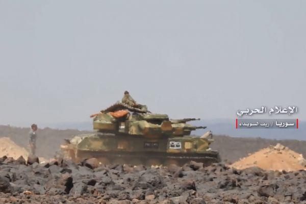 أبرز التطورات على الساحة السورية