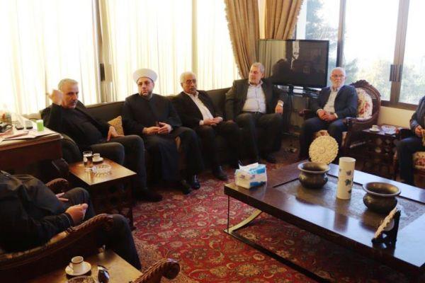 اللقاء الإسلامي الوطني: لا لحل الأزمة الاقتصادية على حساب المواطن